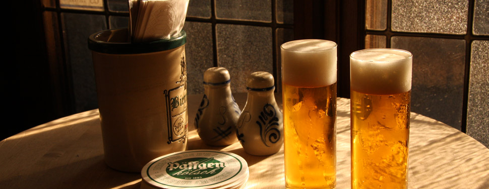 K�lsch Tour - Brauhaus-Tour in K�ln